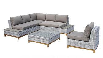 Brighton Mark 2 (GCV18001V-4C)Outdoor Sofa Set online qld aus