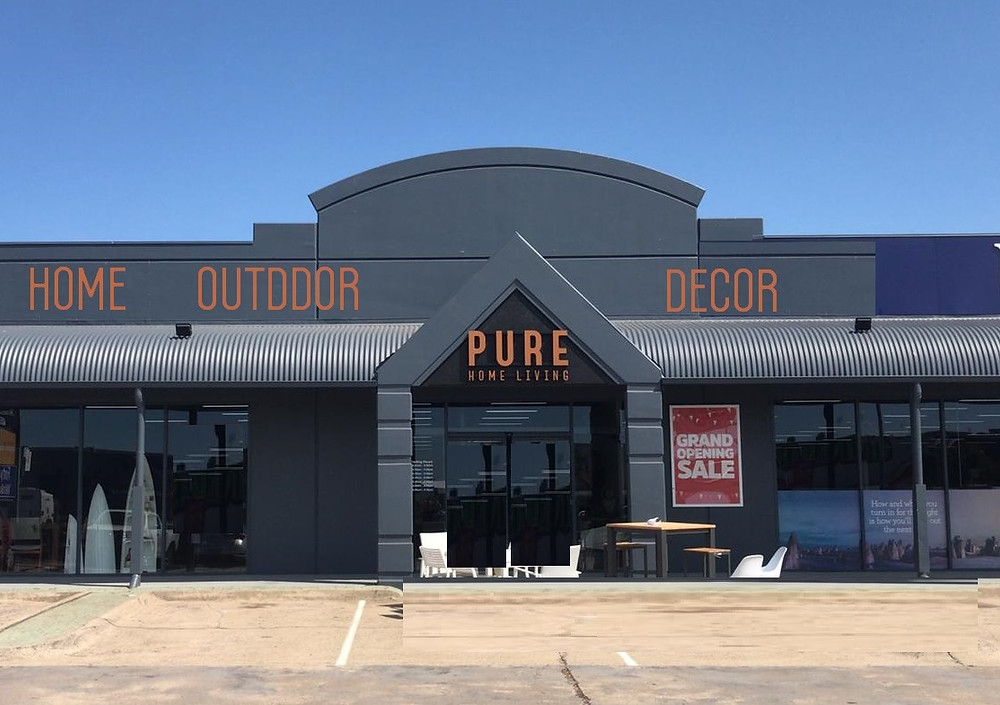 purehomeliving furniture store hervey bay quensland australia