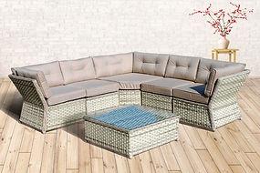 Whitsunday modular sofa set GCV1404V-6DE