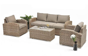 Miami 4 pcs Marina Outdoor Sofa Set (GCV1306V-4C) buy online qld aus
