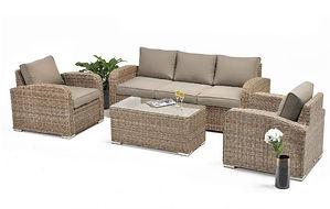 Miami 4 pcs Marina Outdoor Sofa Set (GCV1306V-4C) buy online qld aus