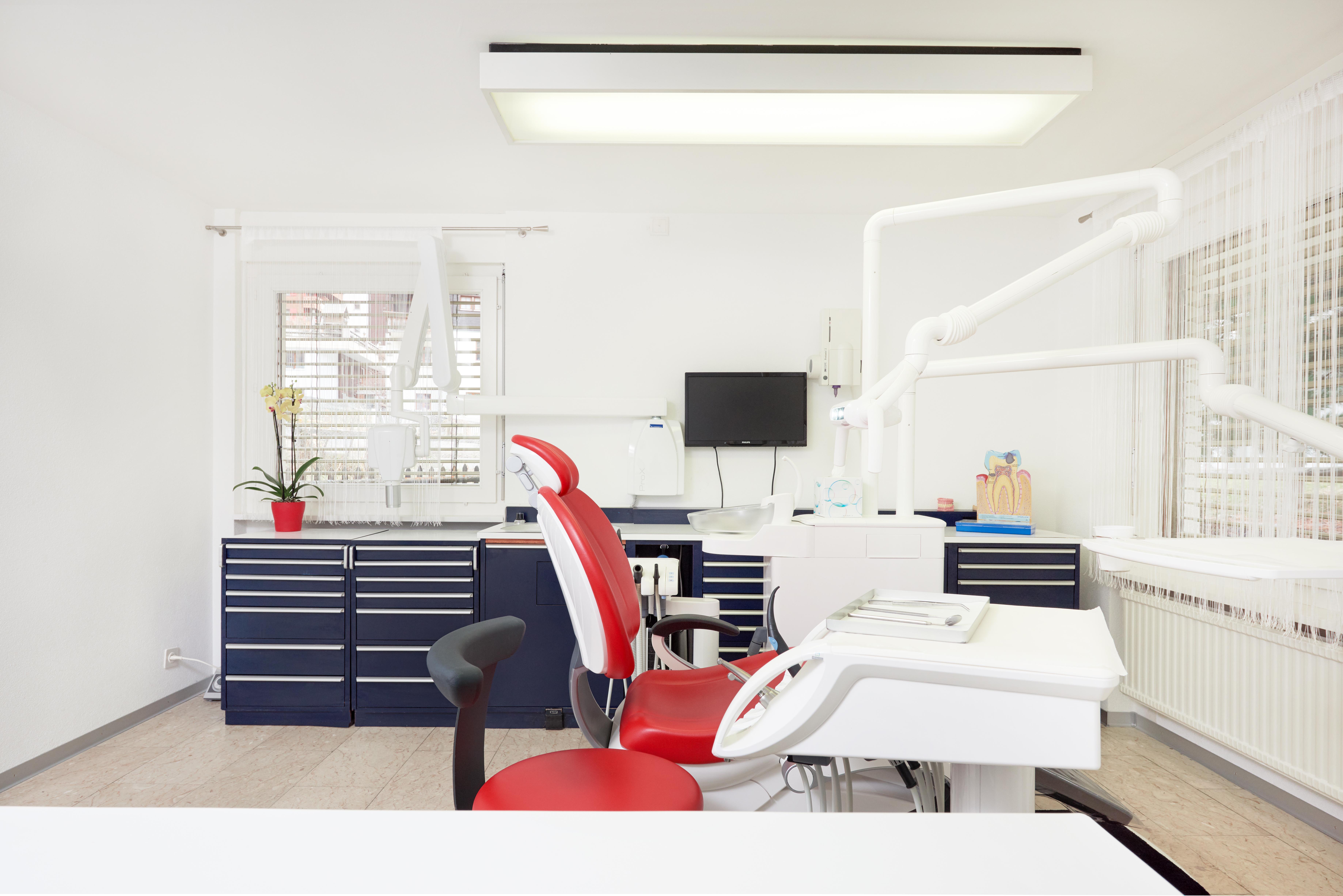 Zahnarztpraxis Zermatt