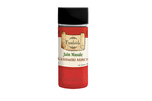 Jain Kashmiri Mirch