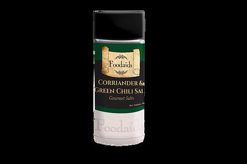 Coriander & Chili Salt