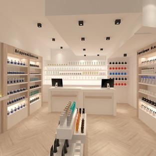pharmacy renovation