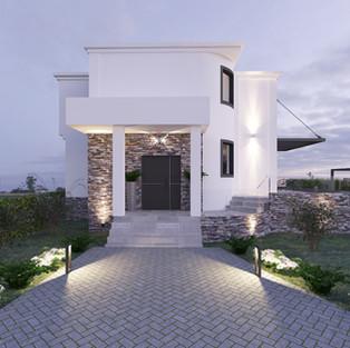 external house renovation