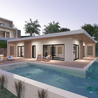 private villas in Lefkada