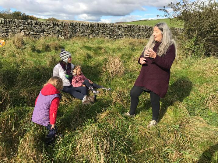 storytelling with Kate, Eva & Harriet