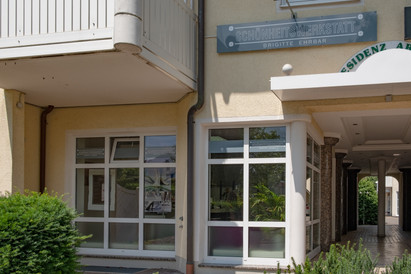 Eingang Pfarrstr.7