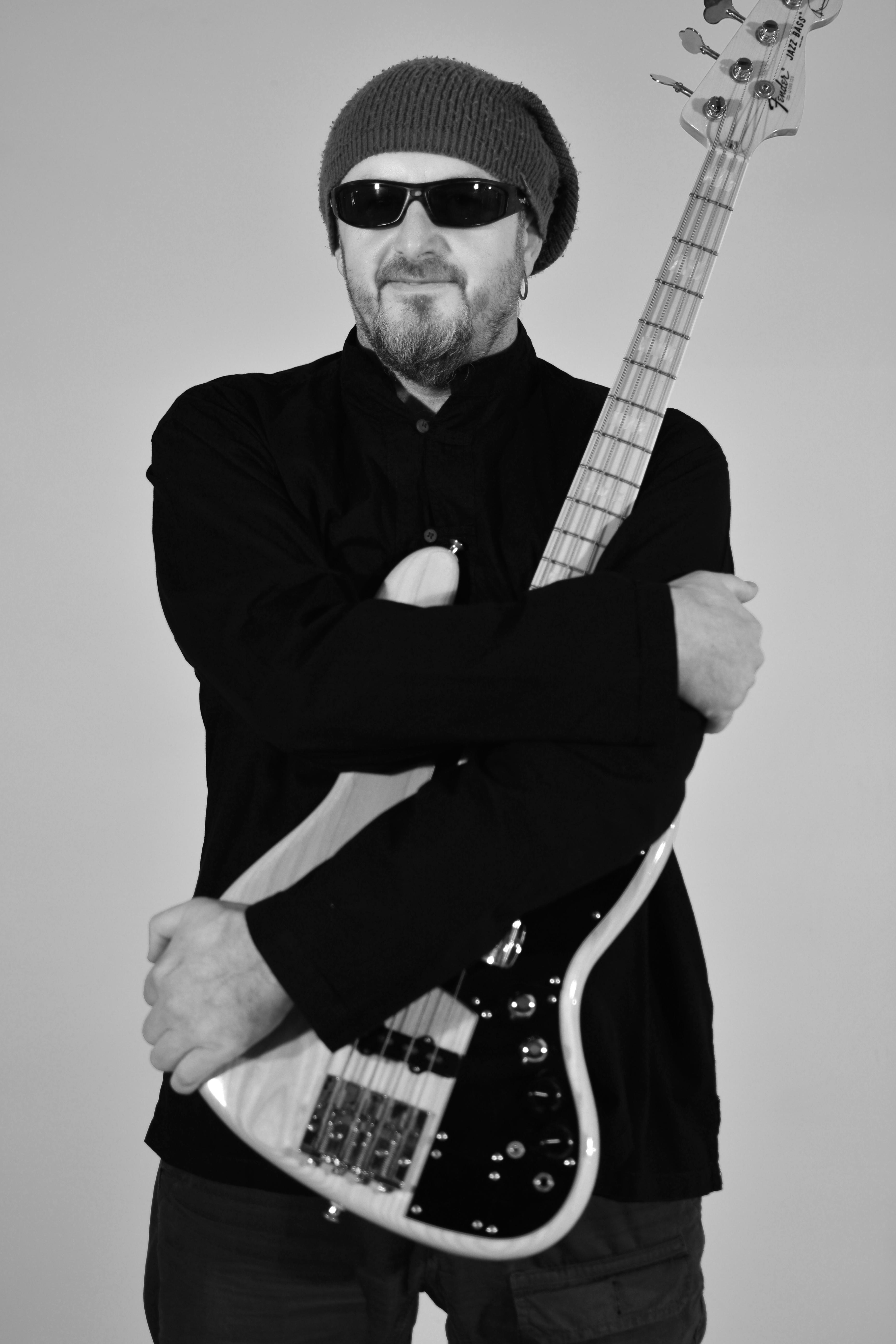 Karel Zámečník - bass