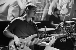 Jindřich Hůrka - bass