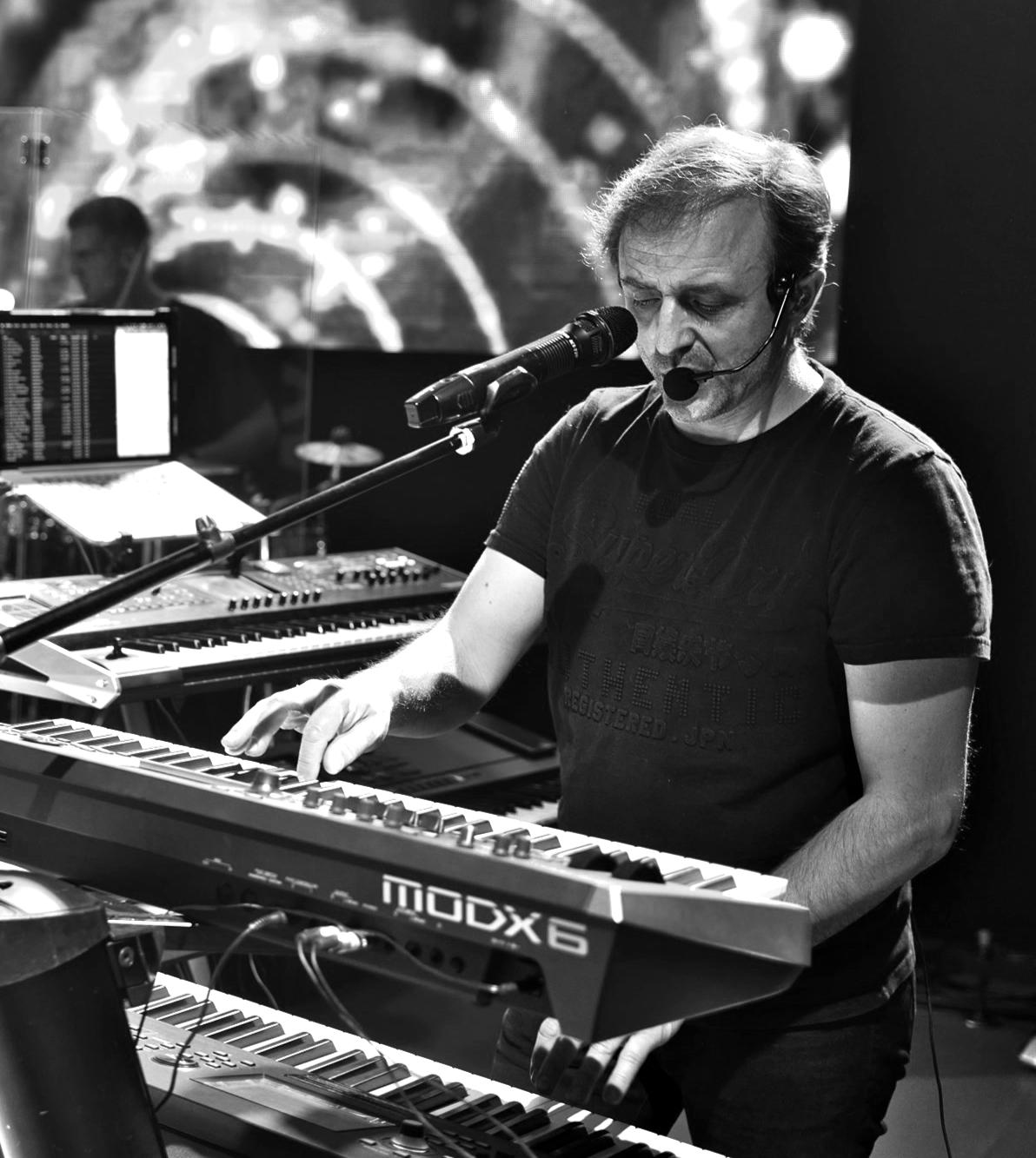 Pavel Černý - klávesy