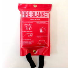 Micro-Touch Fire Blanket