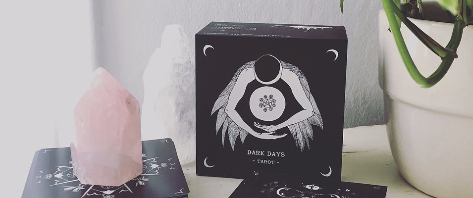 Dark Days Tarot Deck