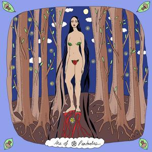 Ace of Swords | Mother Tarot Deck by Wren McMurdo Brignac