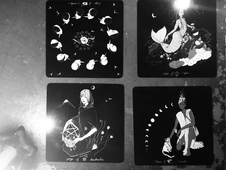The Page in Tarot