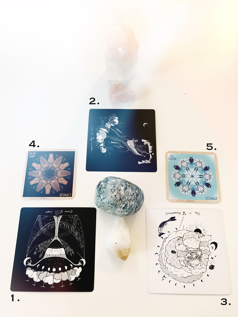 Forgiveness Tarot Card Reading and Spread Using Dark Days Tarot and Indigo Corners Oracle