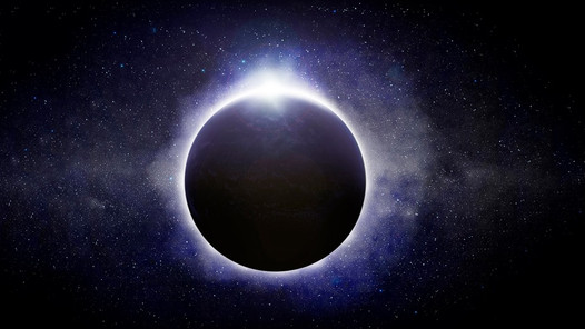 Dark Moon in Leo - New Moon Solar Eclipse