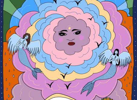 Mother Tarot: The Hierophant