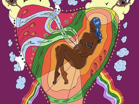 The Mother Tarot: High Priestess