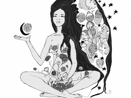Dark Moon Musing: The High Priestess