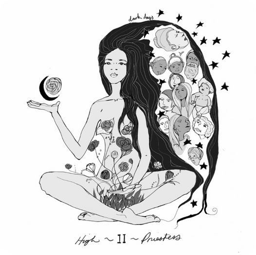 Dark Moon Musing: The High Priestess