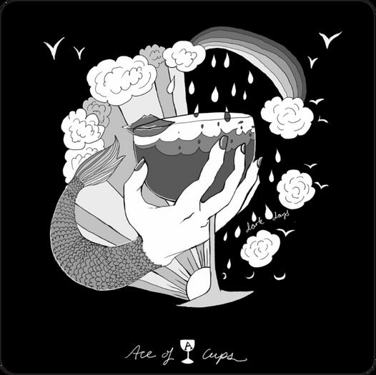 Ace of Cups - Minor Arcana Card