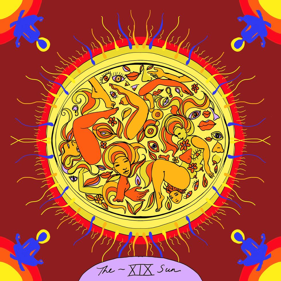 Mother Tarot: The Sun