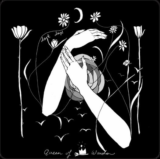 Queen of Wands - Minor Arcana Card