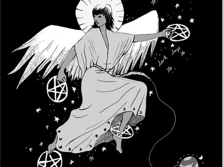 Four of Pentacles - Minor Arcana Card