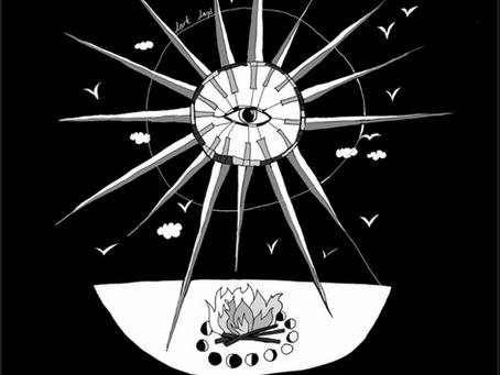 The King of Swords - Minor Arcana Tarot Card