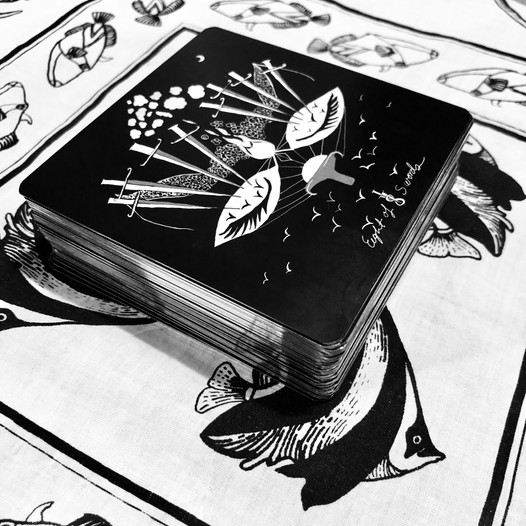 Ripping the Bandage Off (When Ready) - Dissecting the Eight of Swords