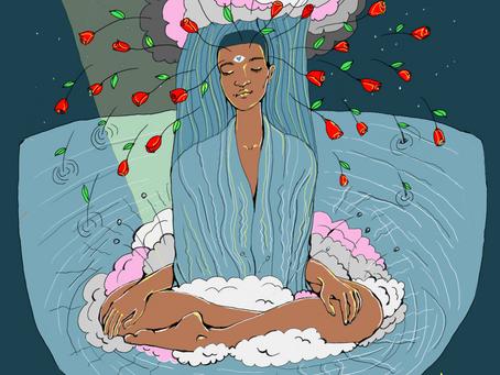 Mother Tarot: The Hermit