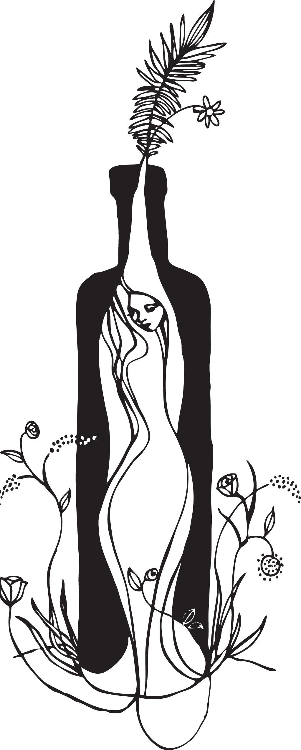 Wine Witch Logo