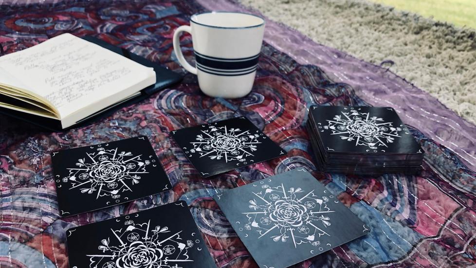 Four Simple and Memorable Tarot Card Spreads - Dark Days Tarot