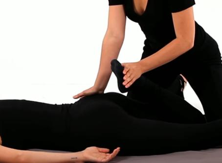 Técnicas de Shiatsu básicas 2. El masaje como meditación.