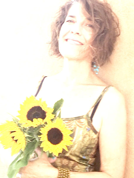 Adrienne Braswell, Great Big Yellow Sunflower