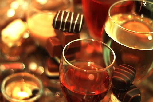 Voucher Chocolate & Wine Tasting