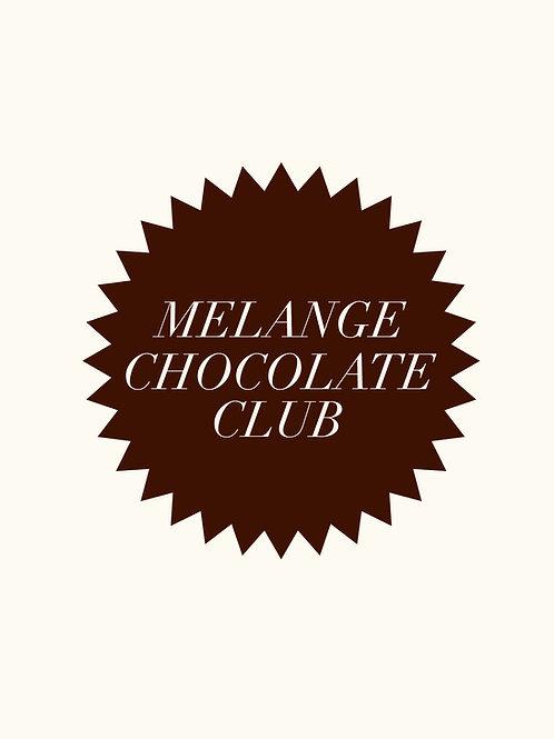 JOIN MELANGE CHOCOLATE CLUB
