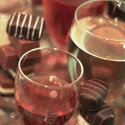 CHOCOLATE & WINE TASTING WORKSHOP voucher