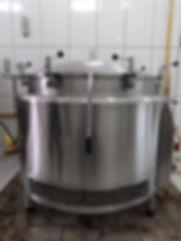 Caldierão Industrial, Panela, Caldeira