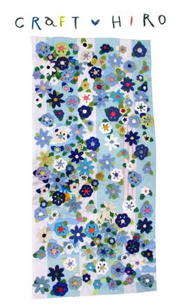 18SS Flower-Blue