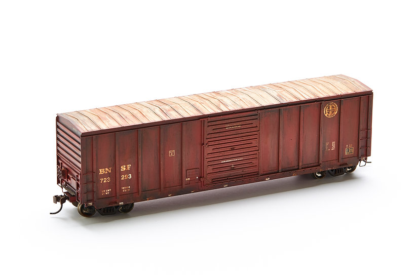"HO Scale Model Train - ""BNSF"""