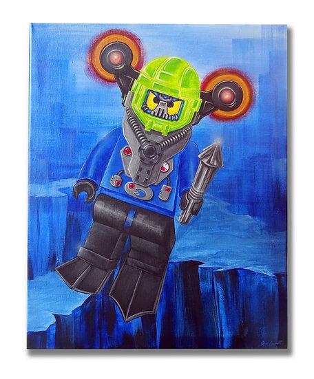 """The Hydronauts Diver"""