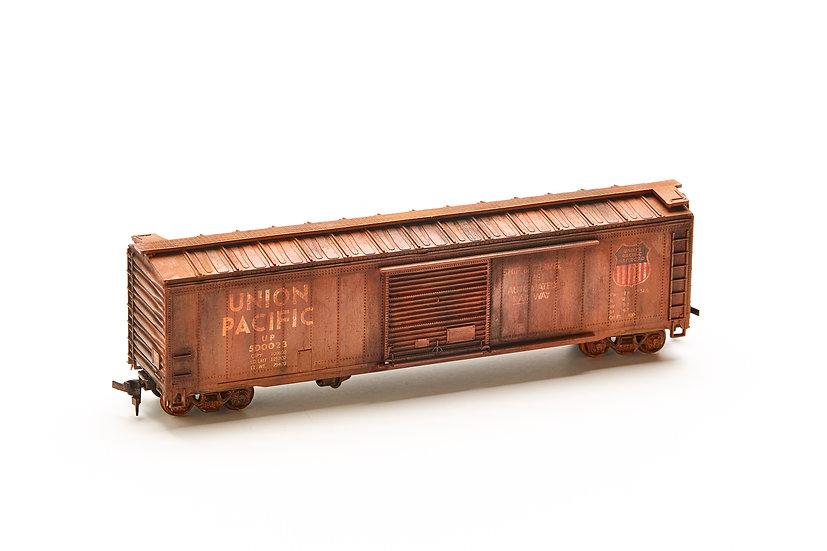 """HO Scale Model Train - """"Union Pacific"""" #2"""
