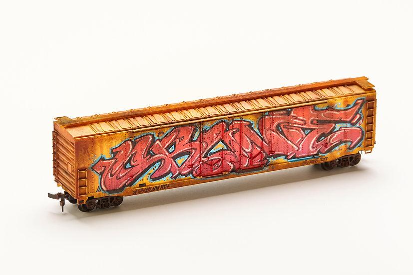 """HO Scale Model Train - """"Union Pacific"""""""