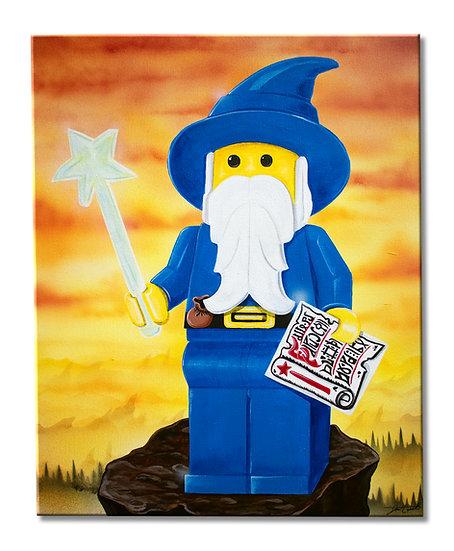 """""""Classic Lego Wizard"""""""