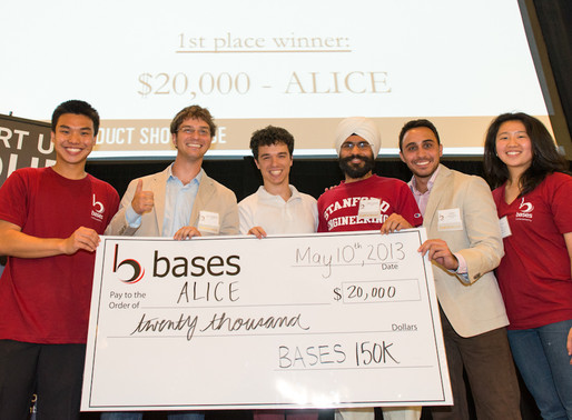 BASES Awards $150,000 to Startups in Annual Challenge