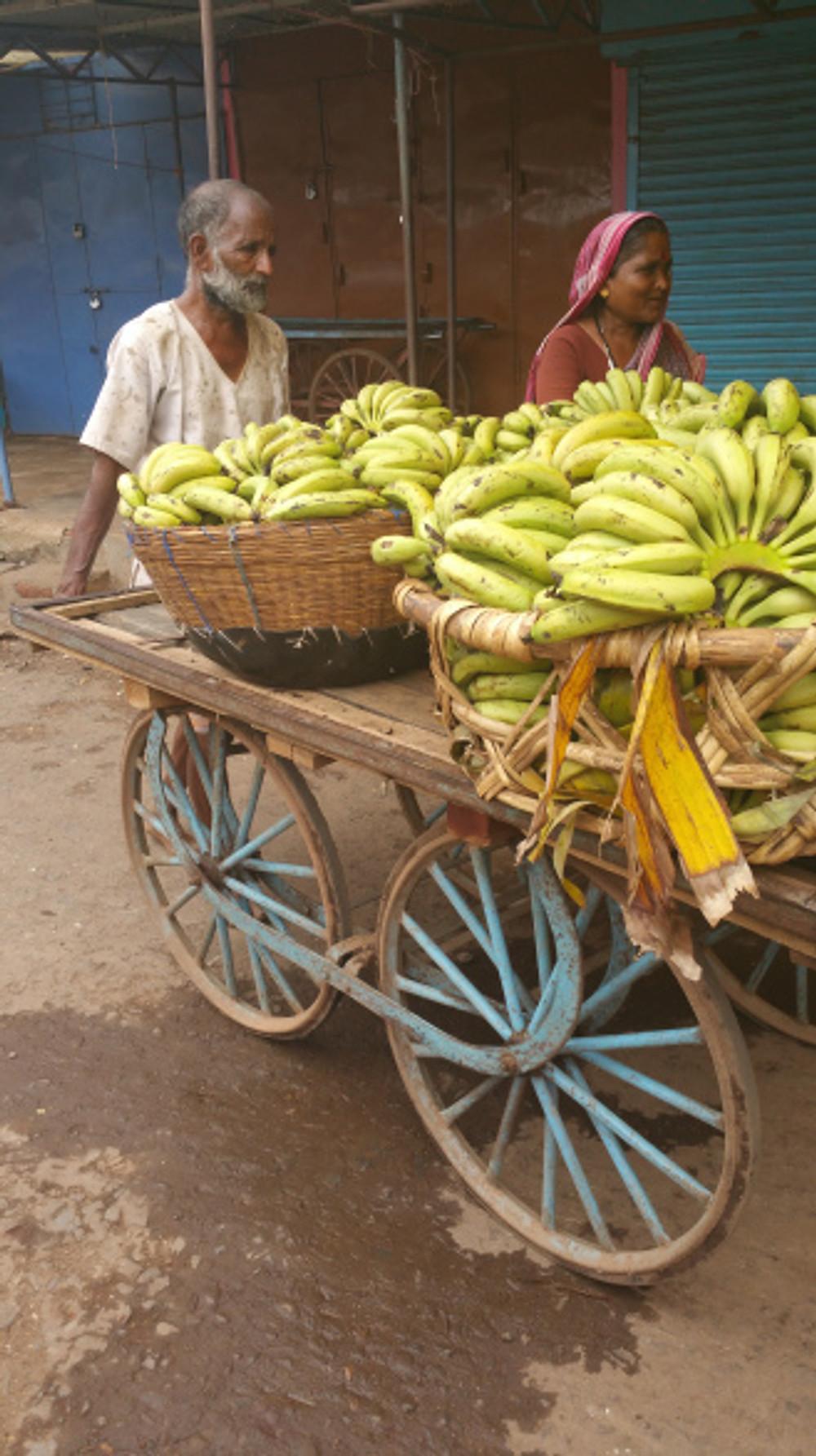 The banana man!!