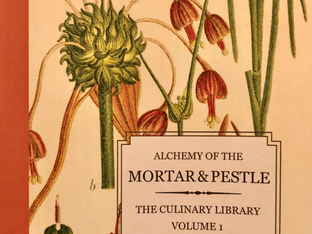 Book Review: Alchemy of the Mortar & Pestle – The Culinary Library Volume 1 by D. & P. Gramp
